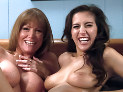 Watch girls talk subsequently their wild... lesbian xxx