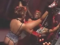 Smooth lesbian girls have sex party lesbian xxx